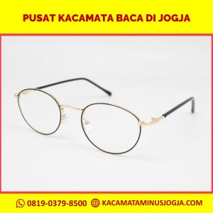 Kacamata Baca Jogja Pria Wanita Anti Radiasi