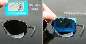 Perbedaan Kacamata Polarized Asli Dan Palsu
